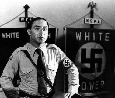 Frank Collin, juutalainen uusnatsi